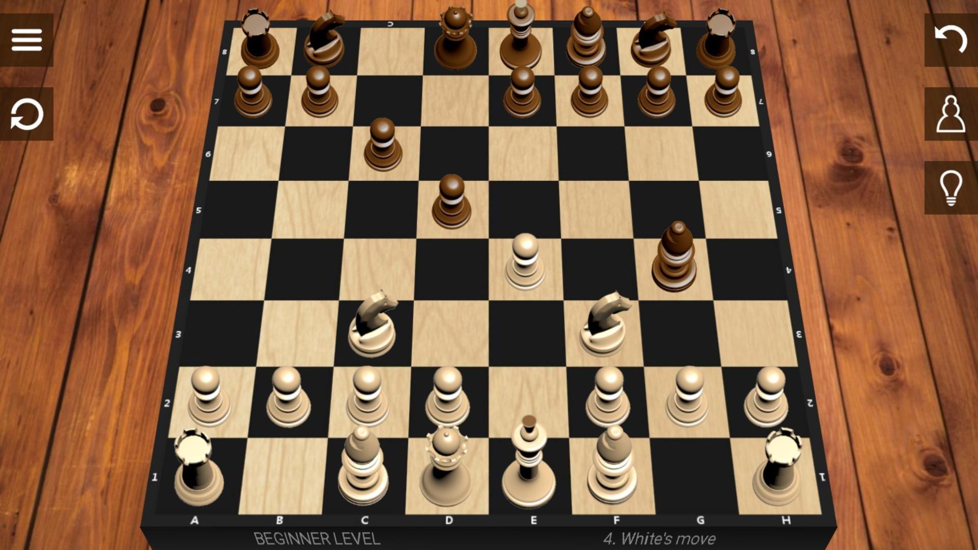 国际象棋 游戏截图4