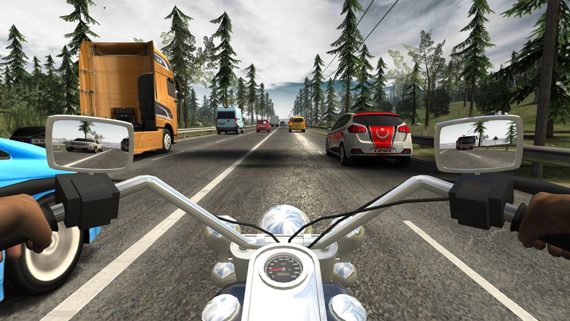 Racing Fever: Moto 游戏截图5