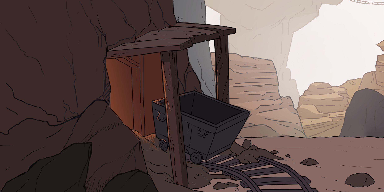 穿越废墟旧址 游戏截图2
