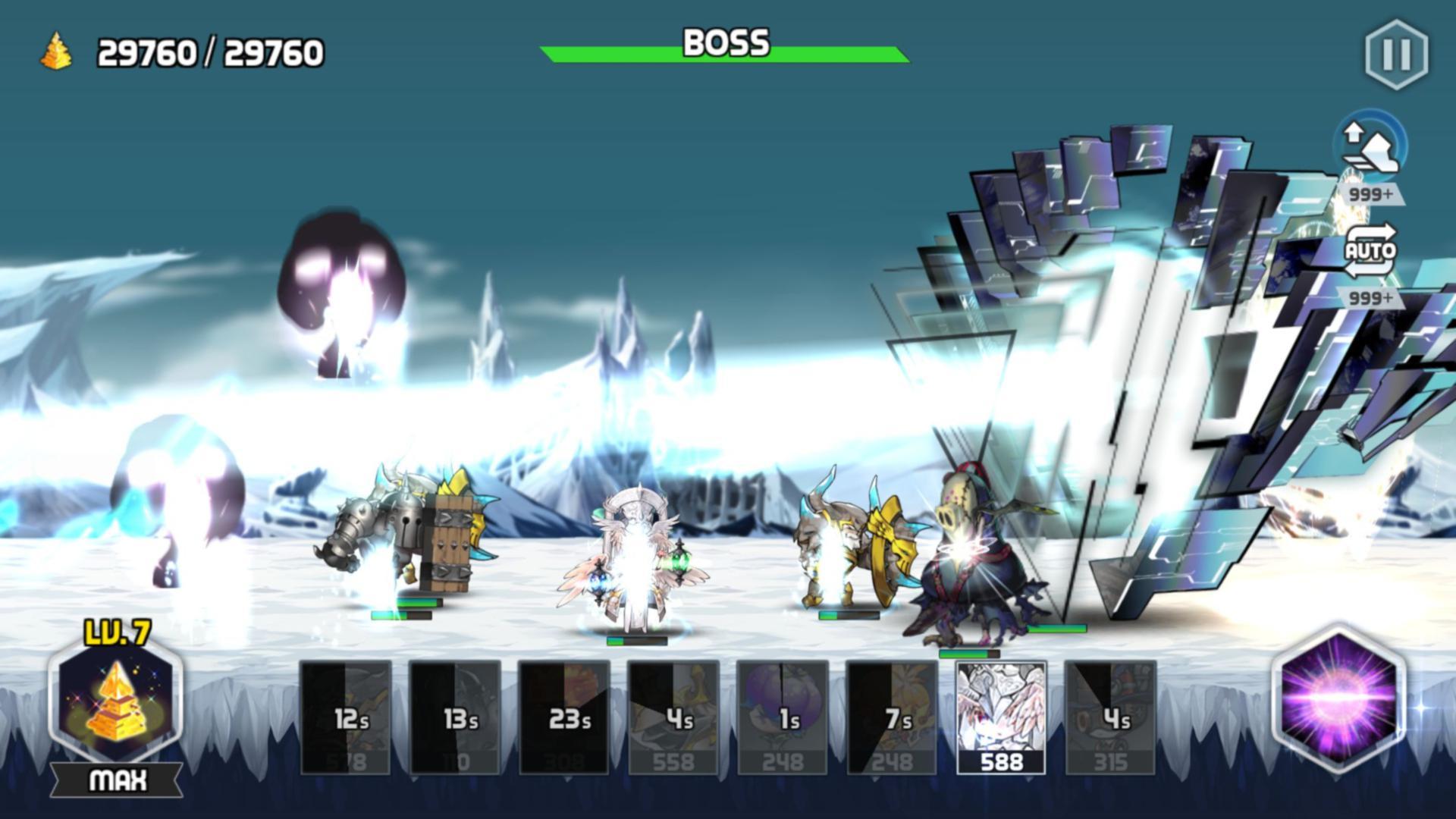 艾洛伊:防卫战争 游戏截图5