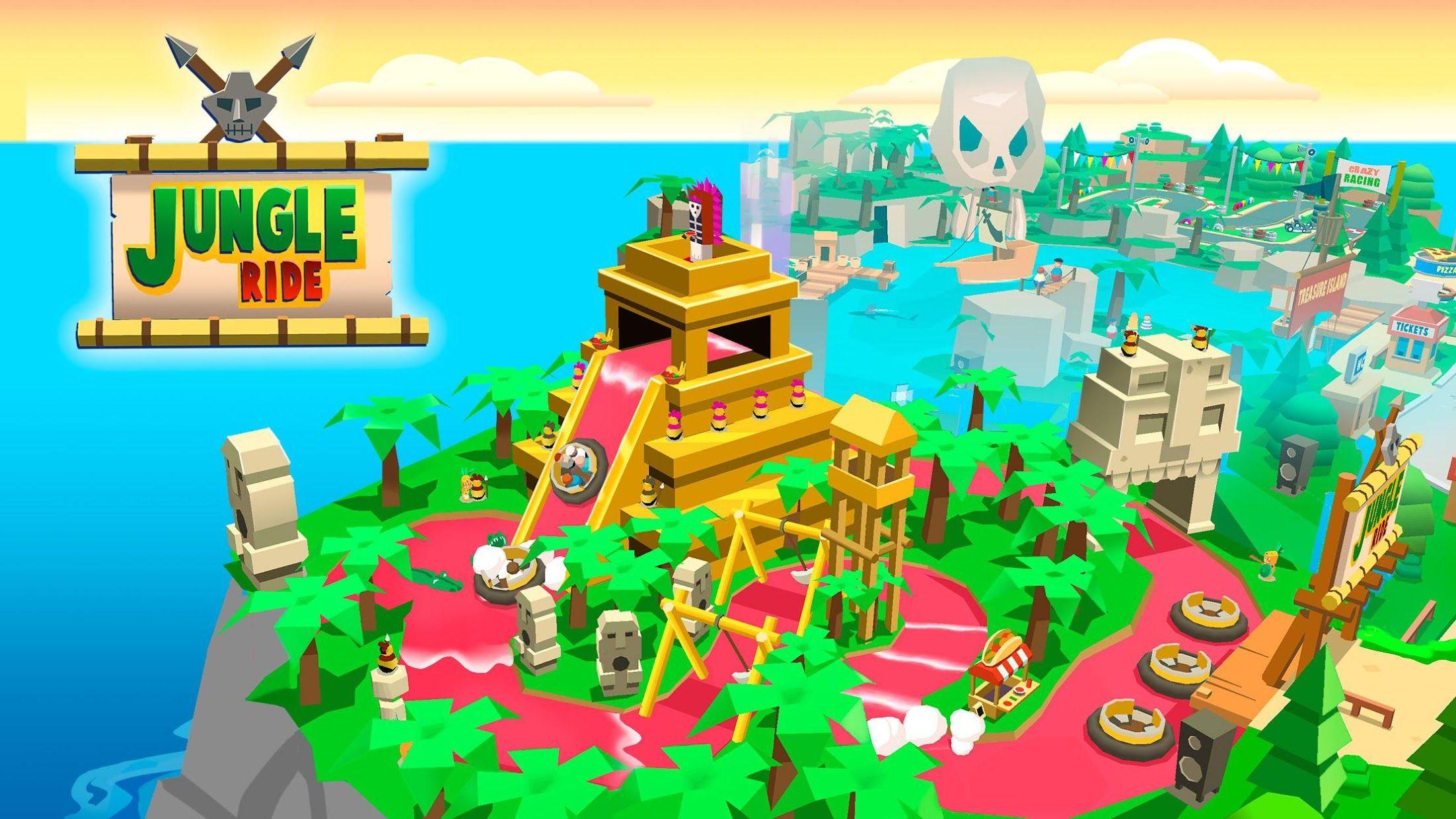 《Idle Theme Park》 - 大亨游戏 游戏截图2