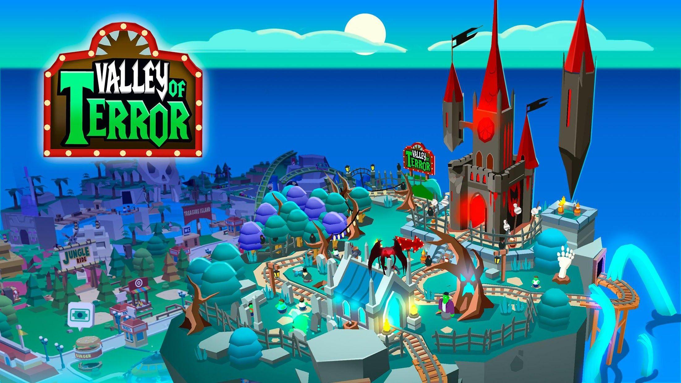 《Idle Theme Park》 - 大亨游戏 游戏截图3