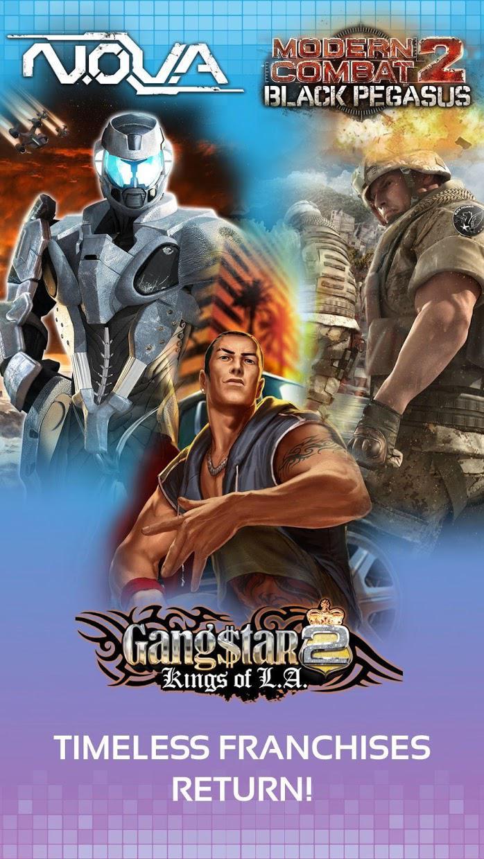 Gameloft Classics: 20 Years 游戏截图3
