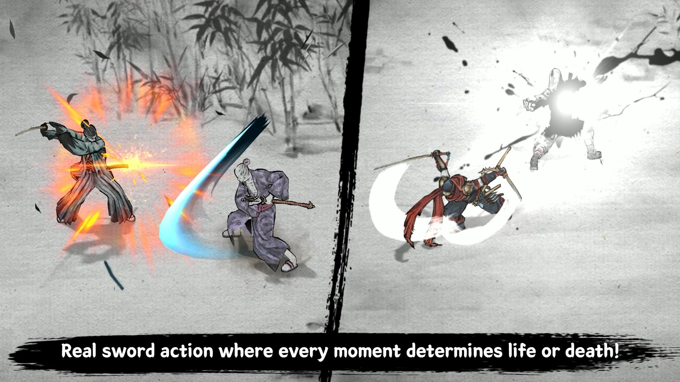 浪人:末代武士 游戏截图2