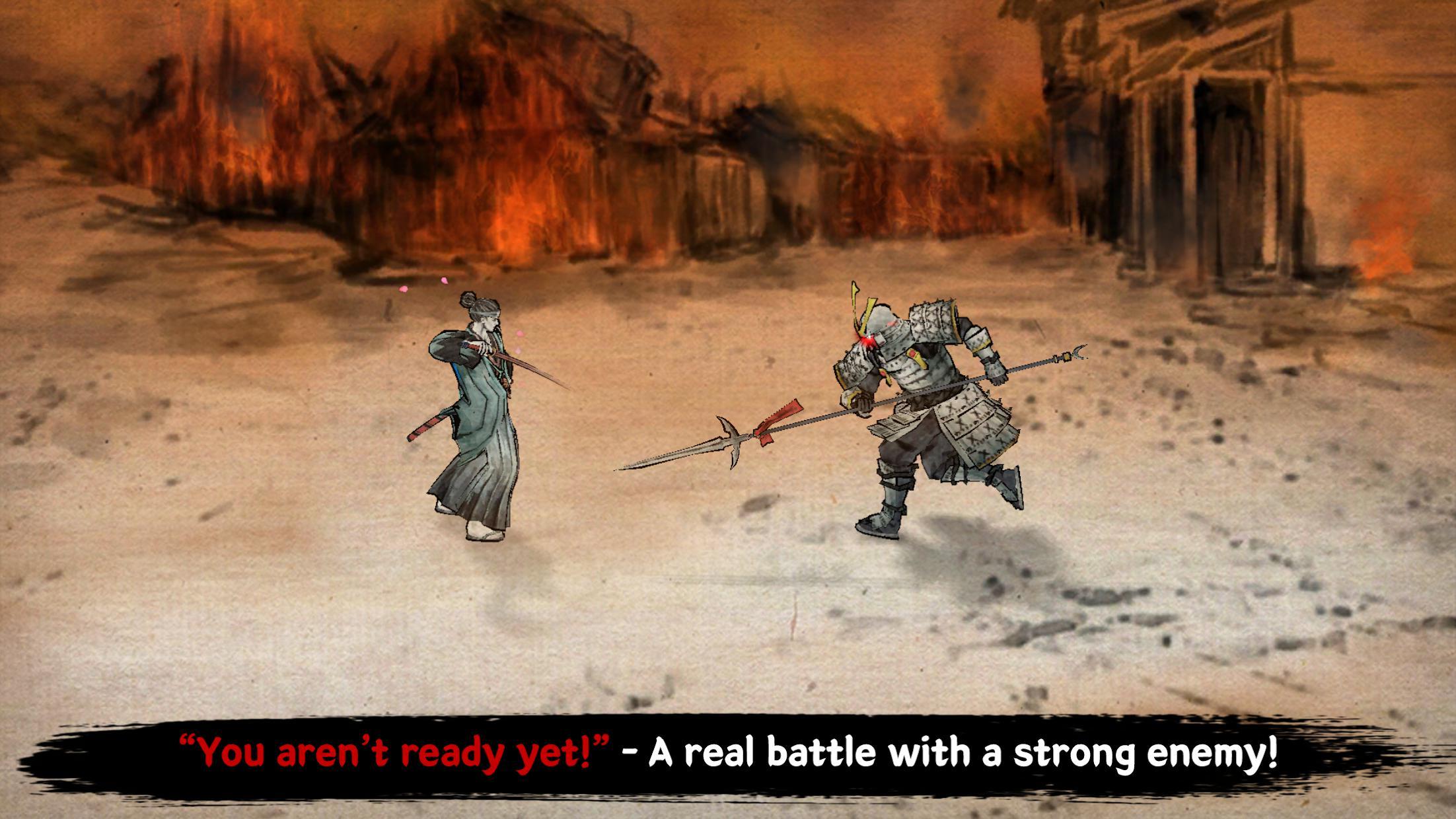 浪人:末代武士 游戏截图4
