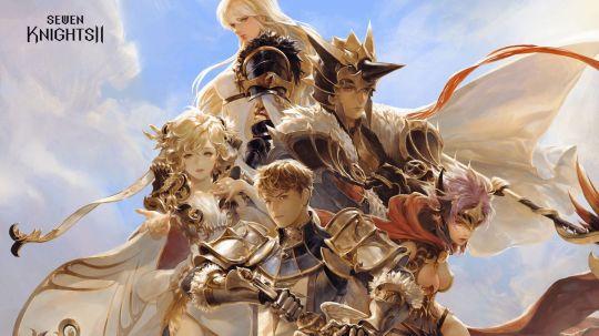 《七骑士》续作来袭!UE4打造的美轮美奂RPG手游,正式与玩家见面 图片5