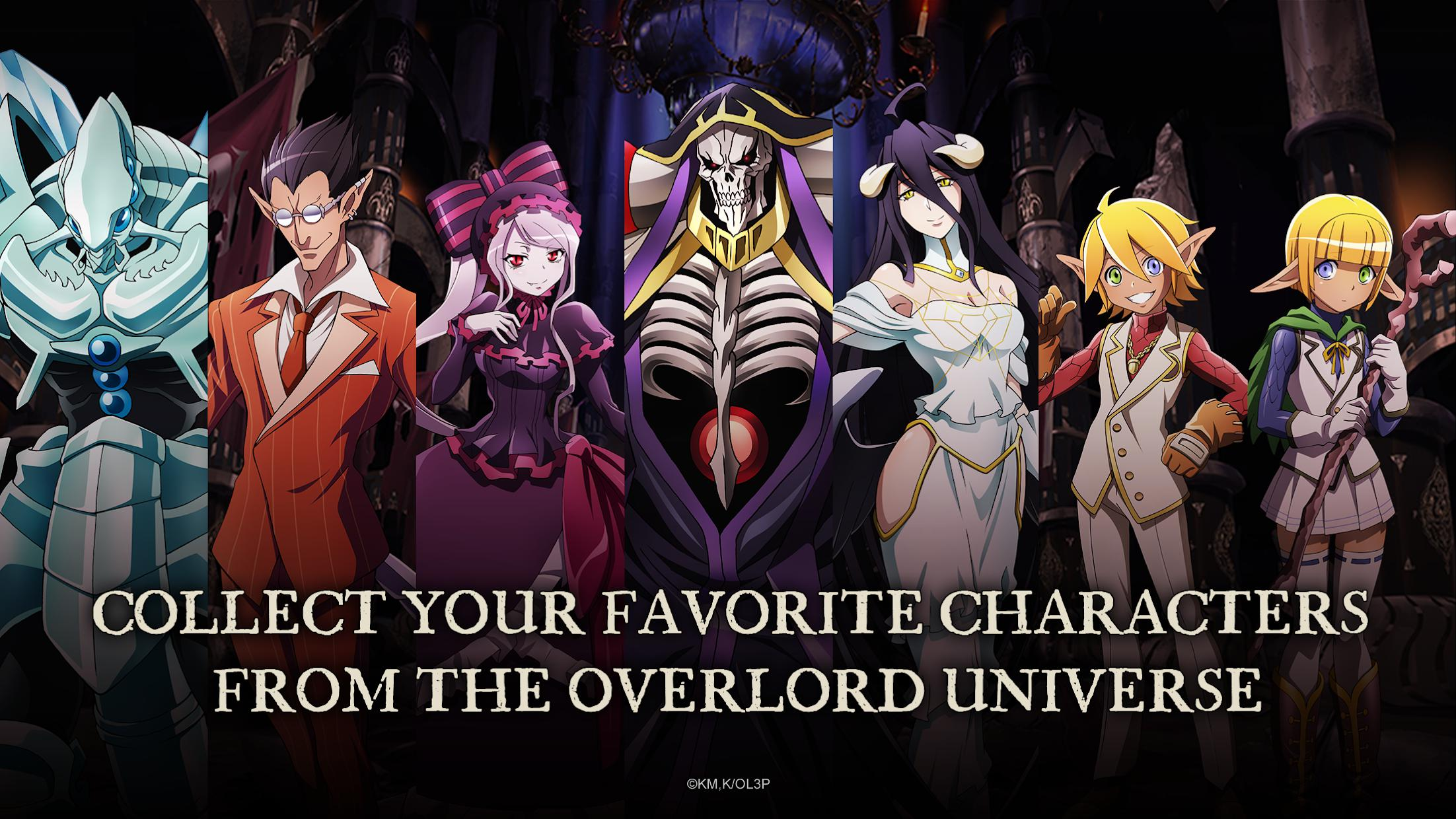 OVERLORD: MASS FOR THE DEAD(美服) 游戏截图3