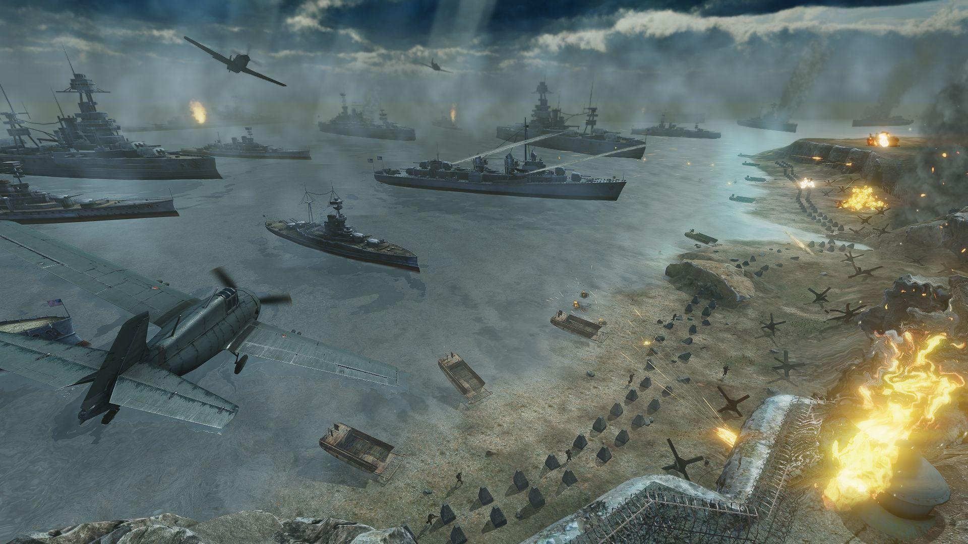 战争幽灵 游戏截图2