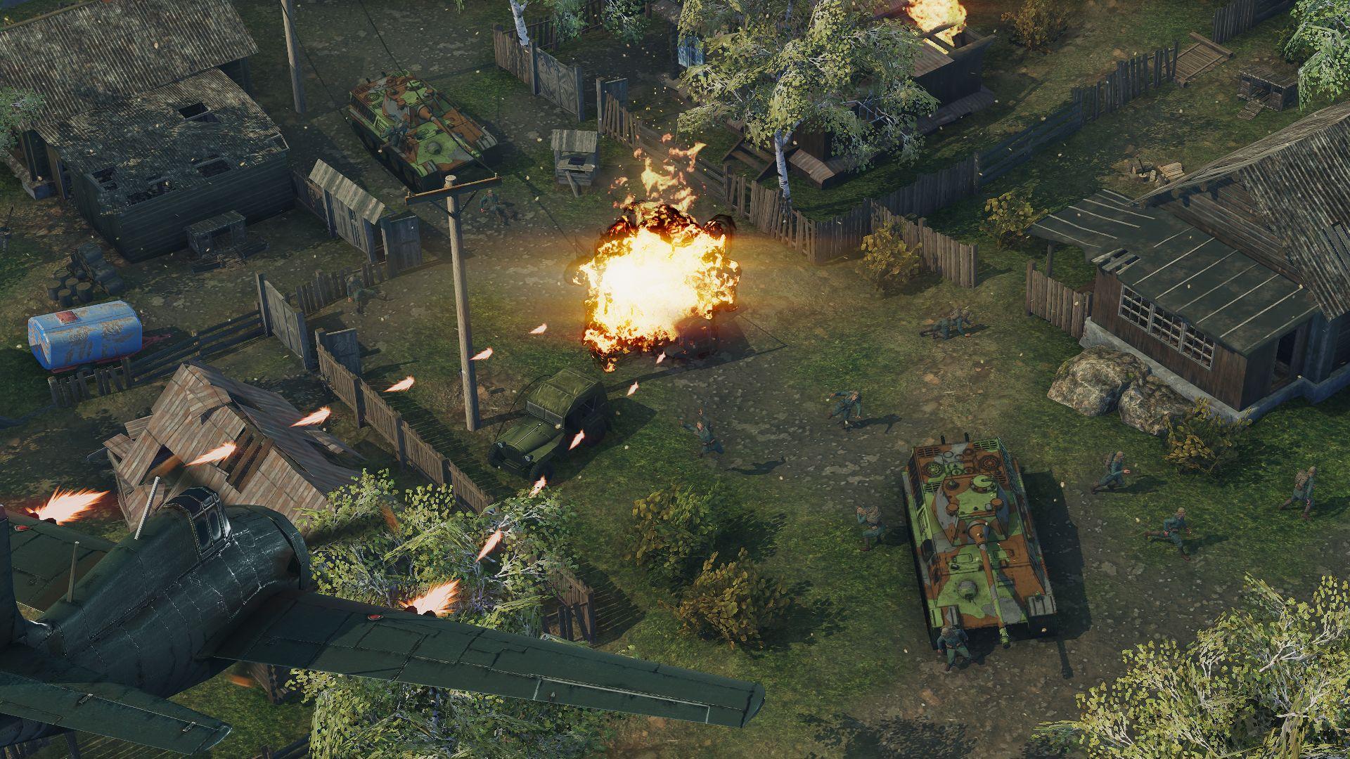 战争幽灵 游戏截图4