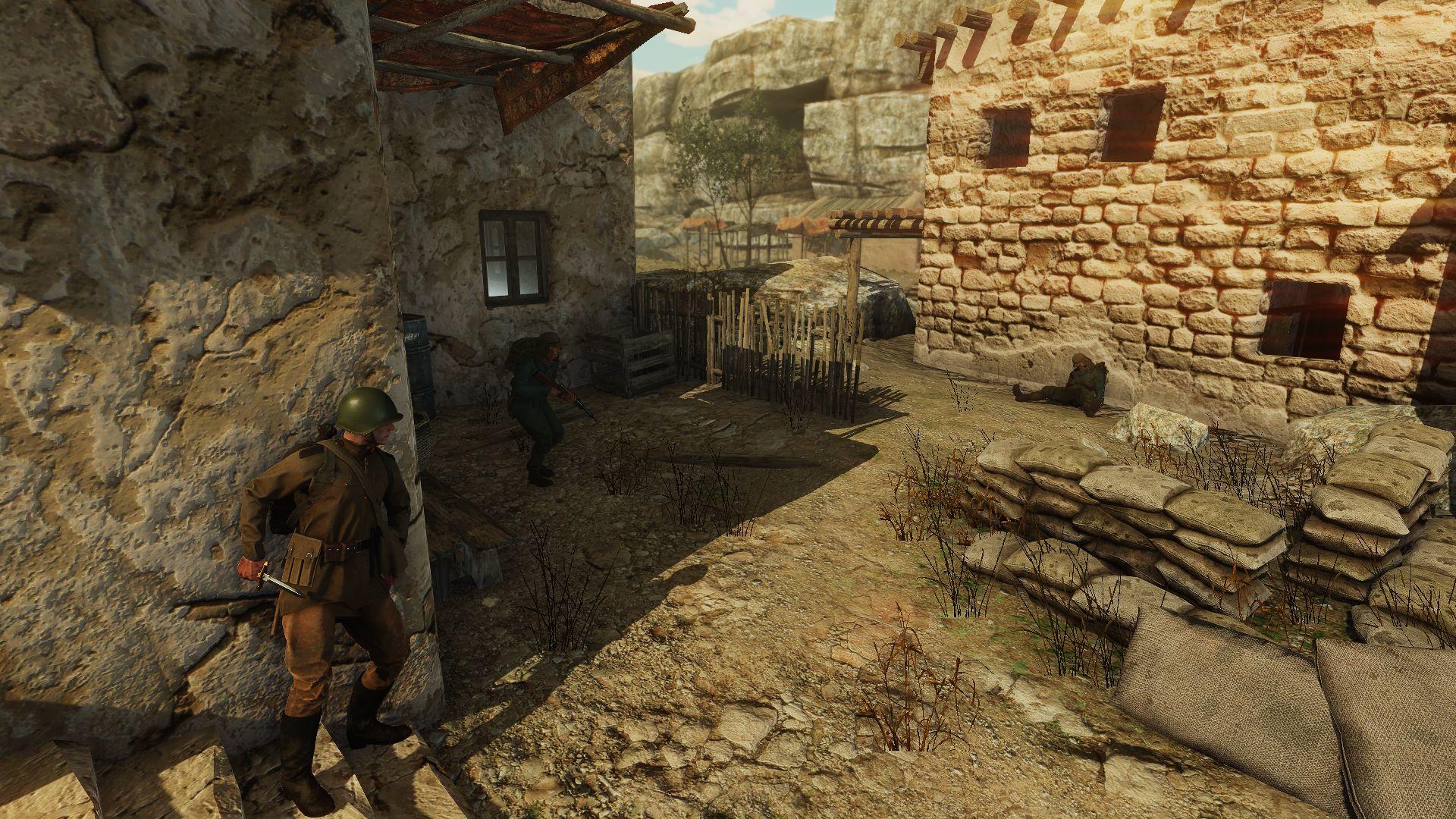 战争幽灵 游戏截图5
