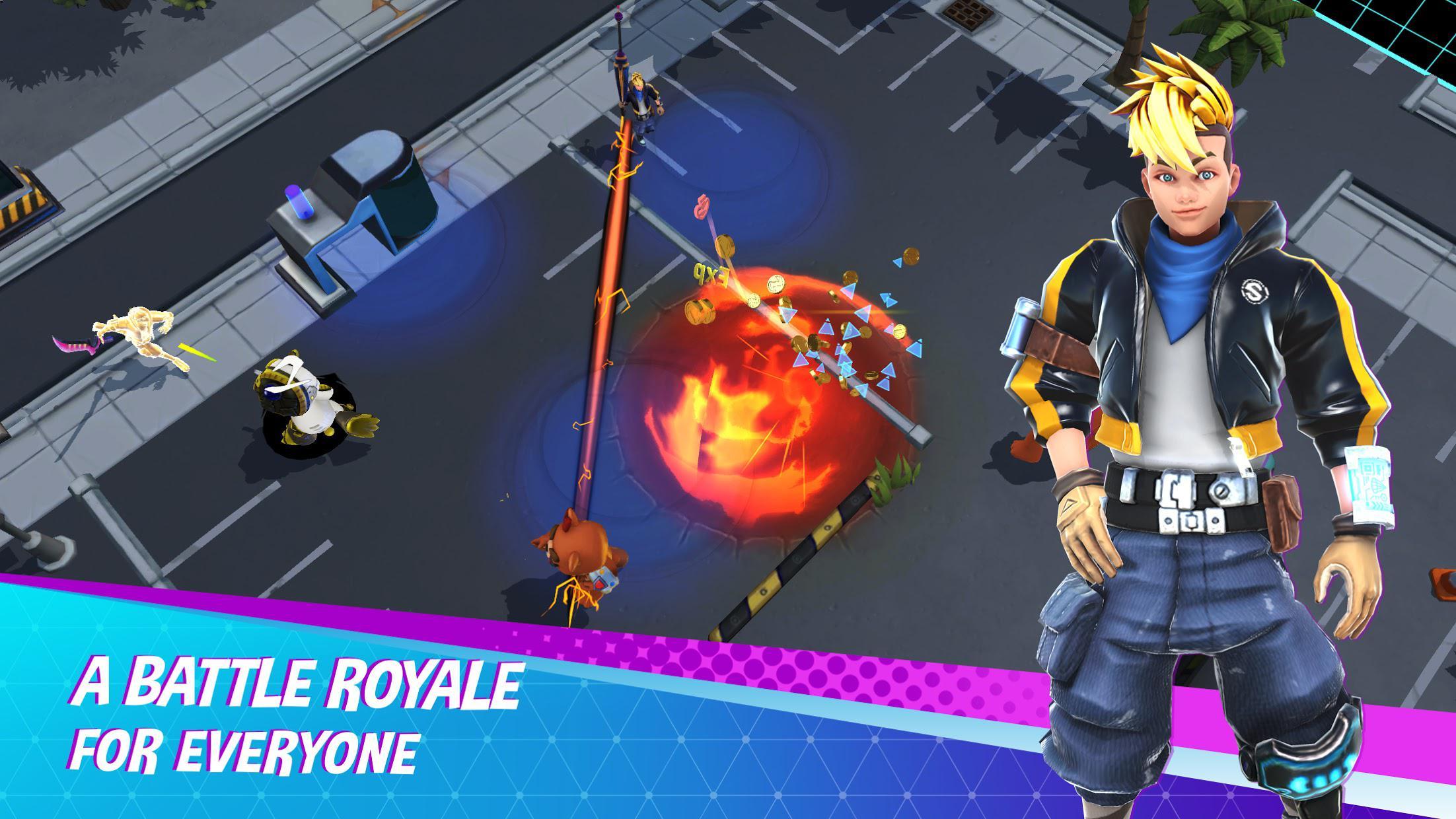 Battlepalooza 游戏截图1