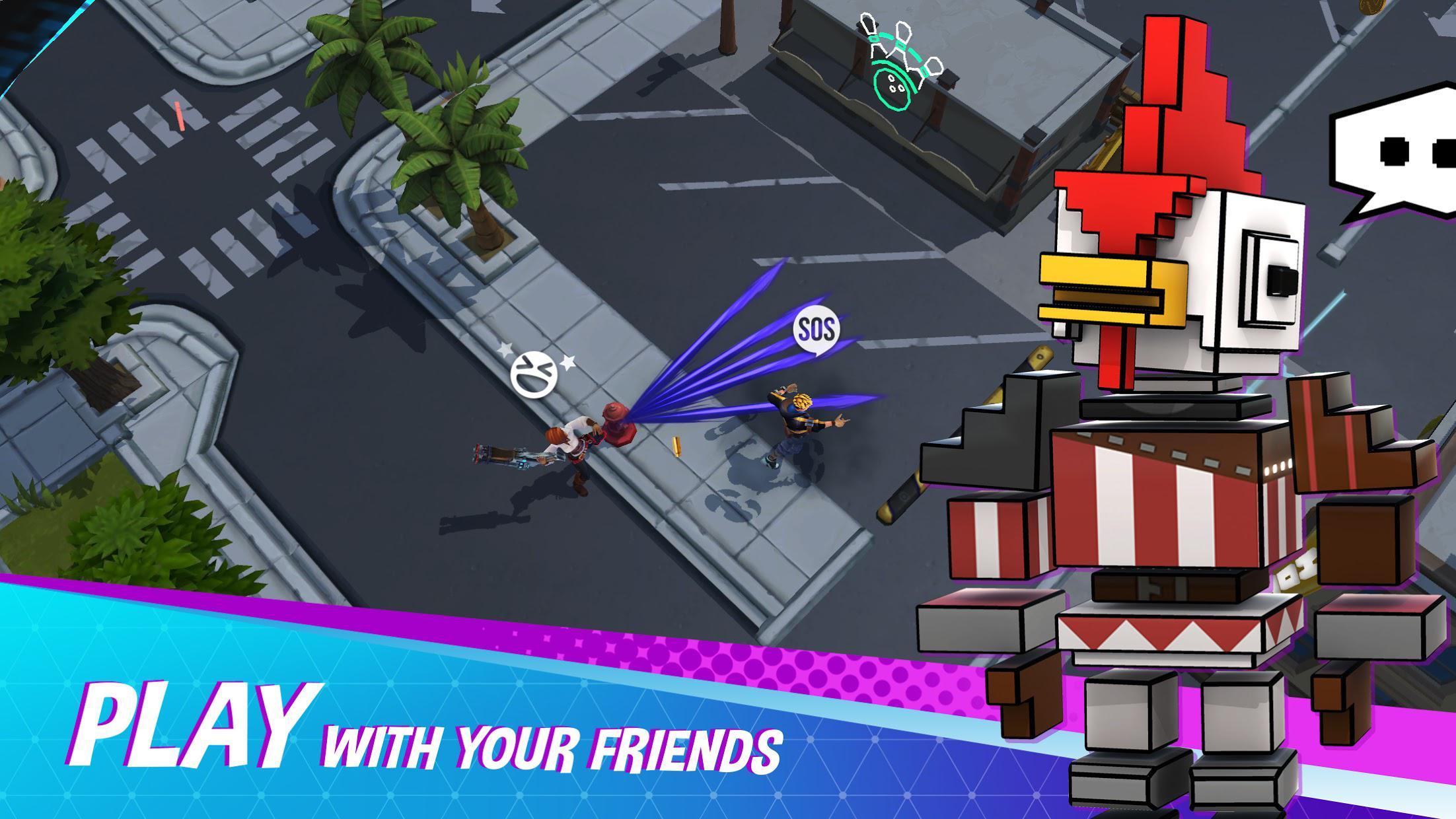Battlepalooza 游戏截图3