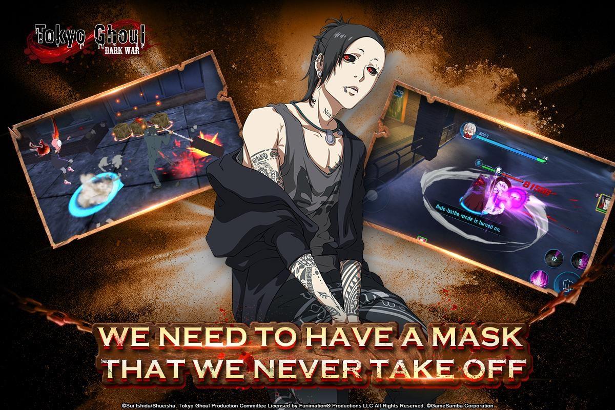 东京喰种:黑暗战争 游戏截图1