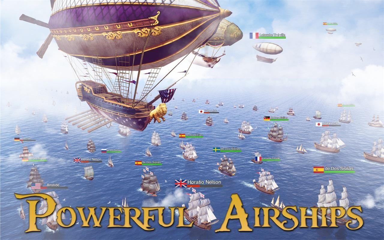 大航海纪元 游戏截图2