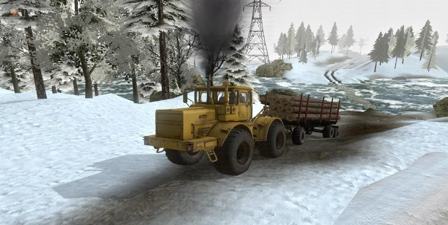 Offroad online (Reduced Transmission HD 2020 RTHD) 游戏截图1