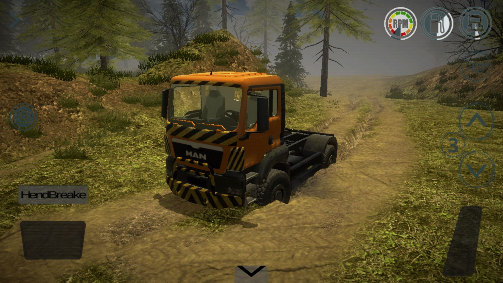 Offroad online (Reduced Transmission HD 2020 RTHD) 游戏截图5