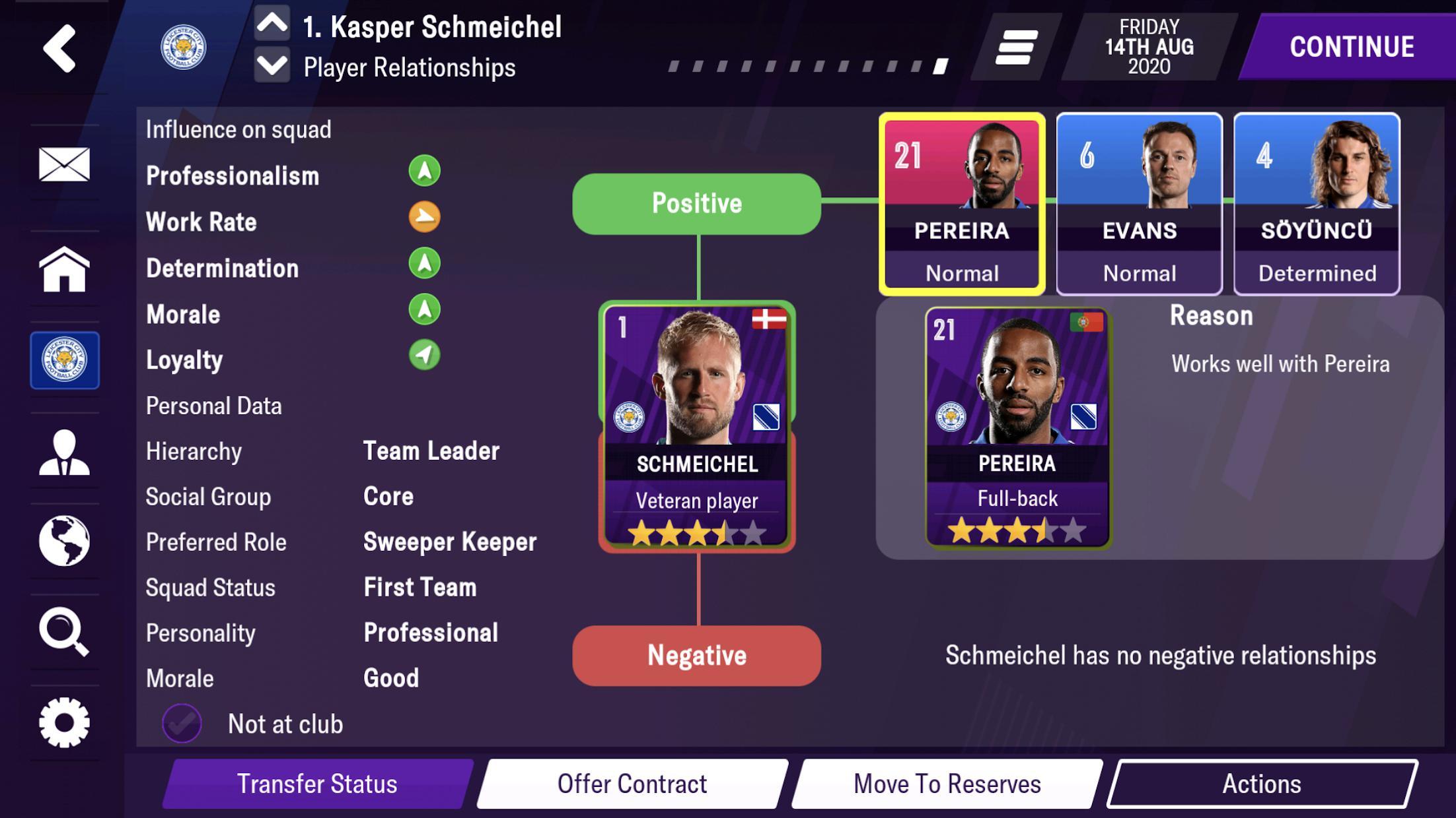 足球经理2021 游戏截图5