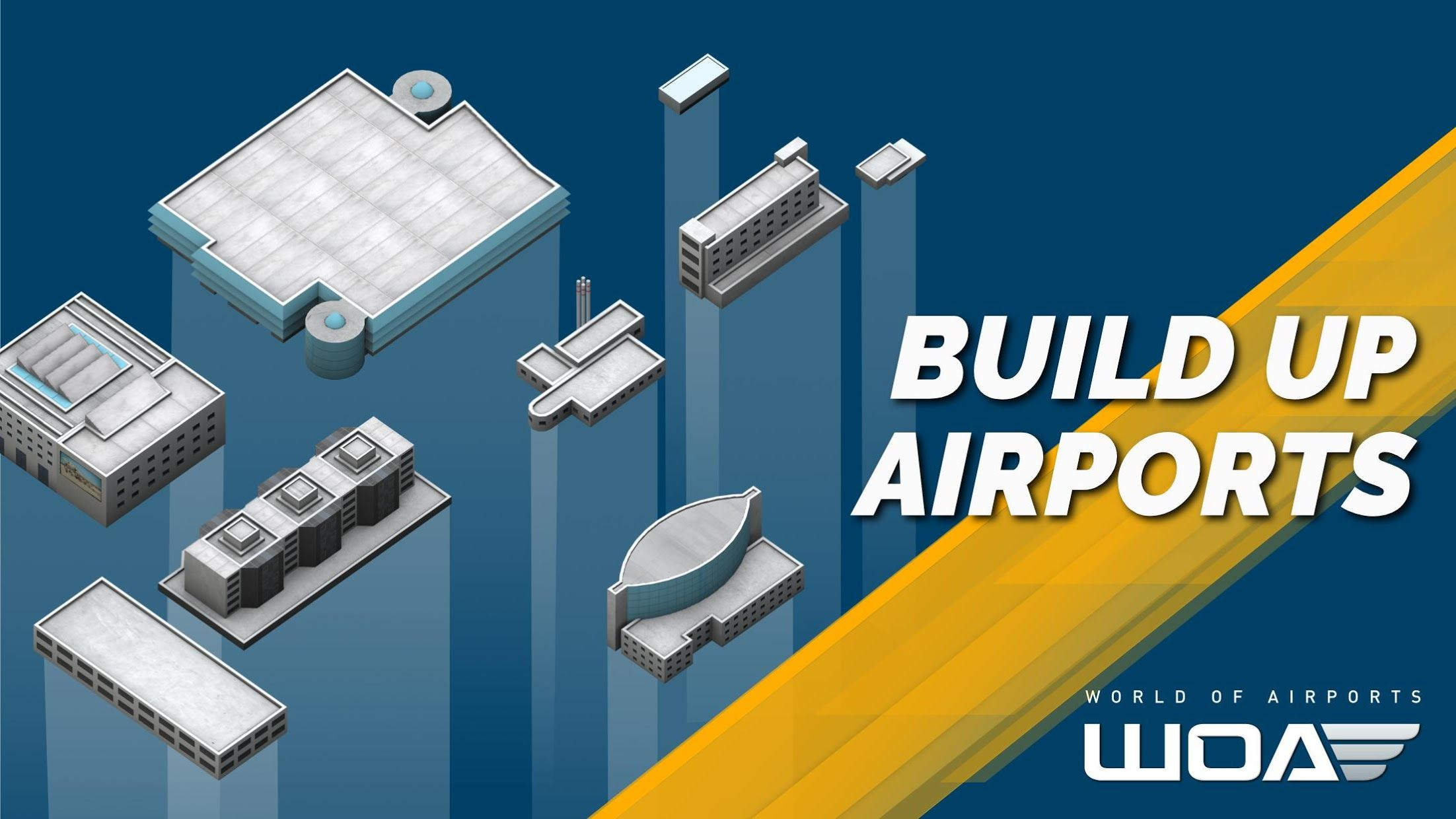 World of Airports 游戏截图4