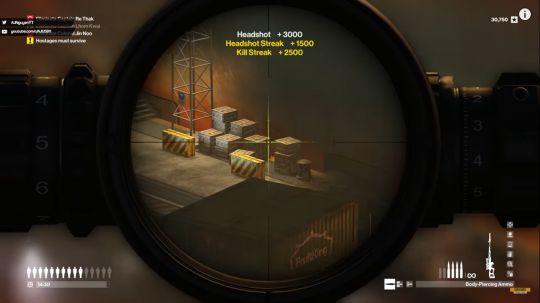 《杀手狙击2:刺客世界》:经典狙击挑战模式再次回归,死神的目光,从未远离 图片3