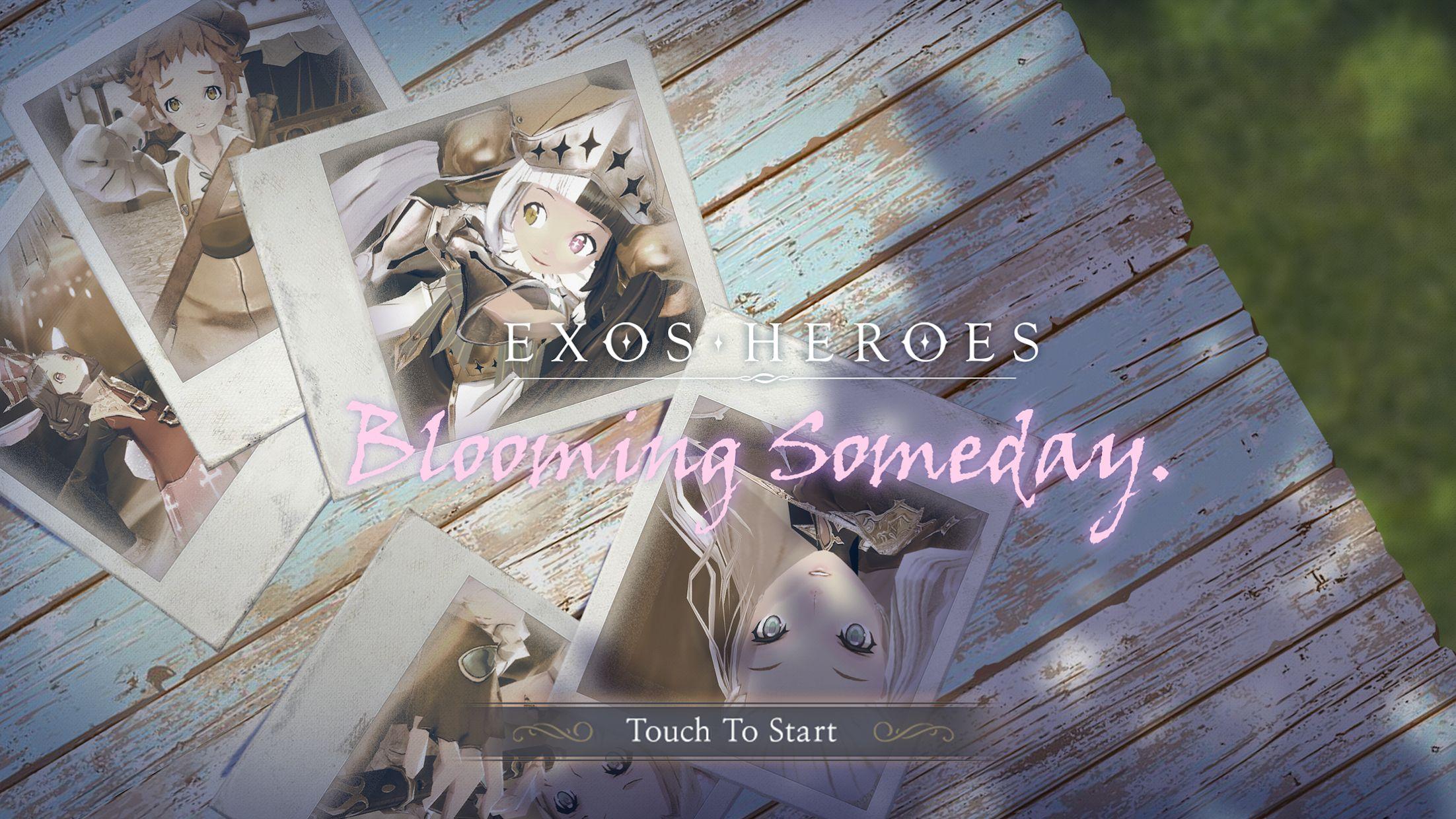 魅影再临 EXOS HEROES 游戏截图1