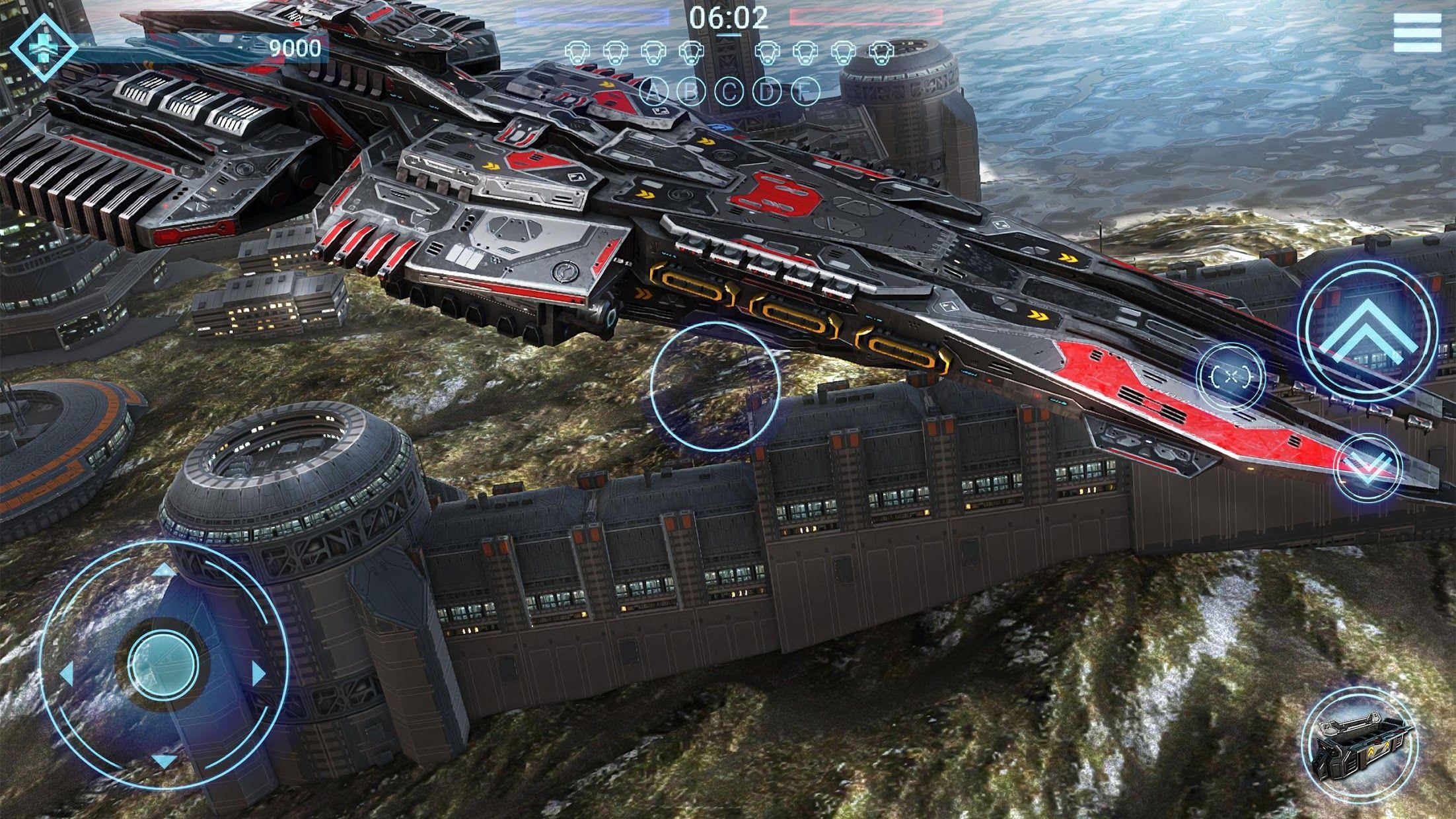 太空舰队 游戏截图3