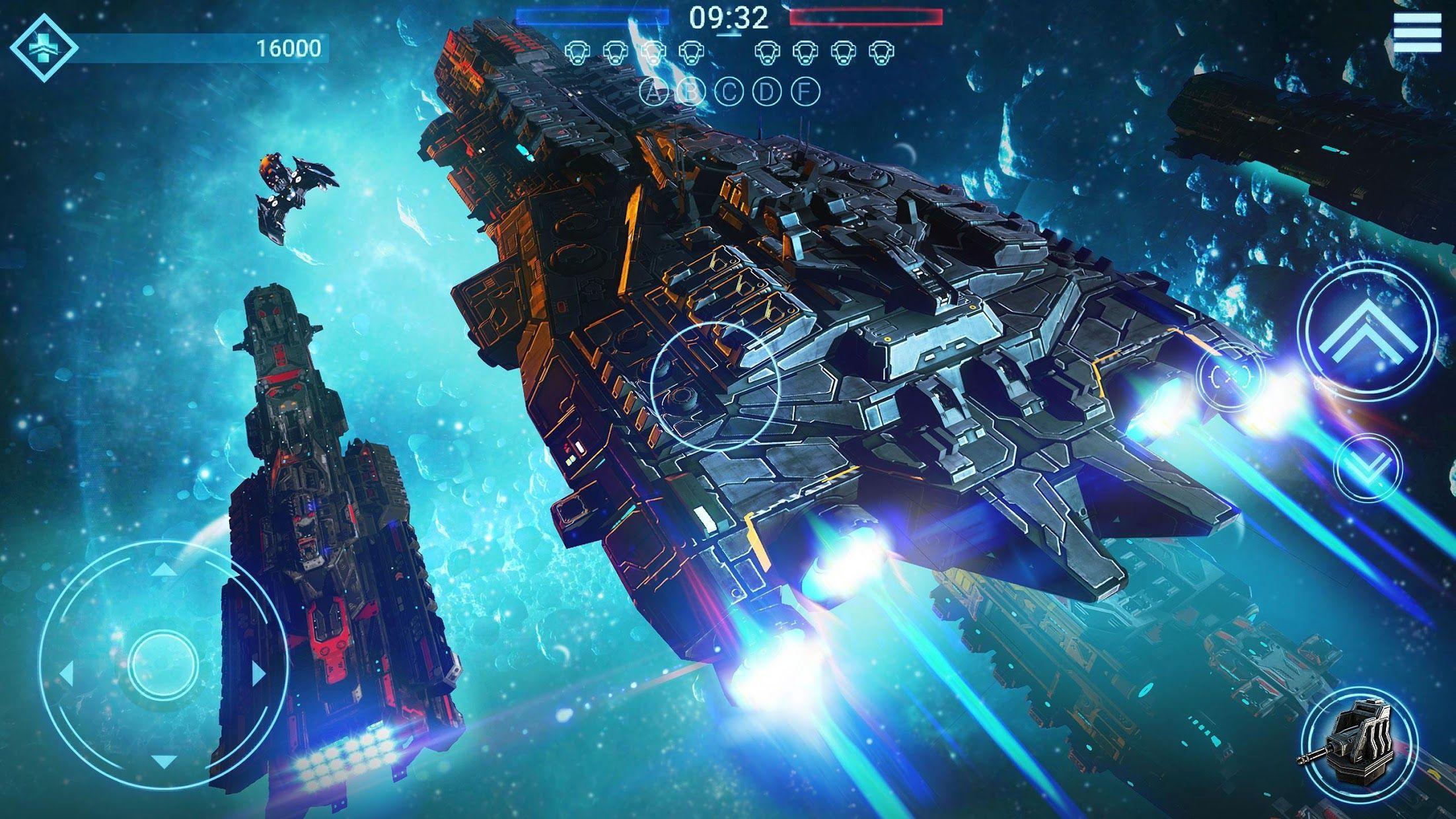 太空舰队 游戏截图4