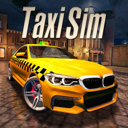 出租车模拟器 2020