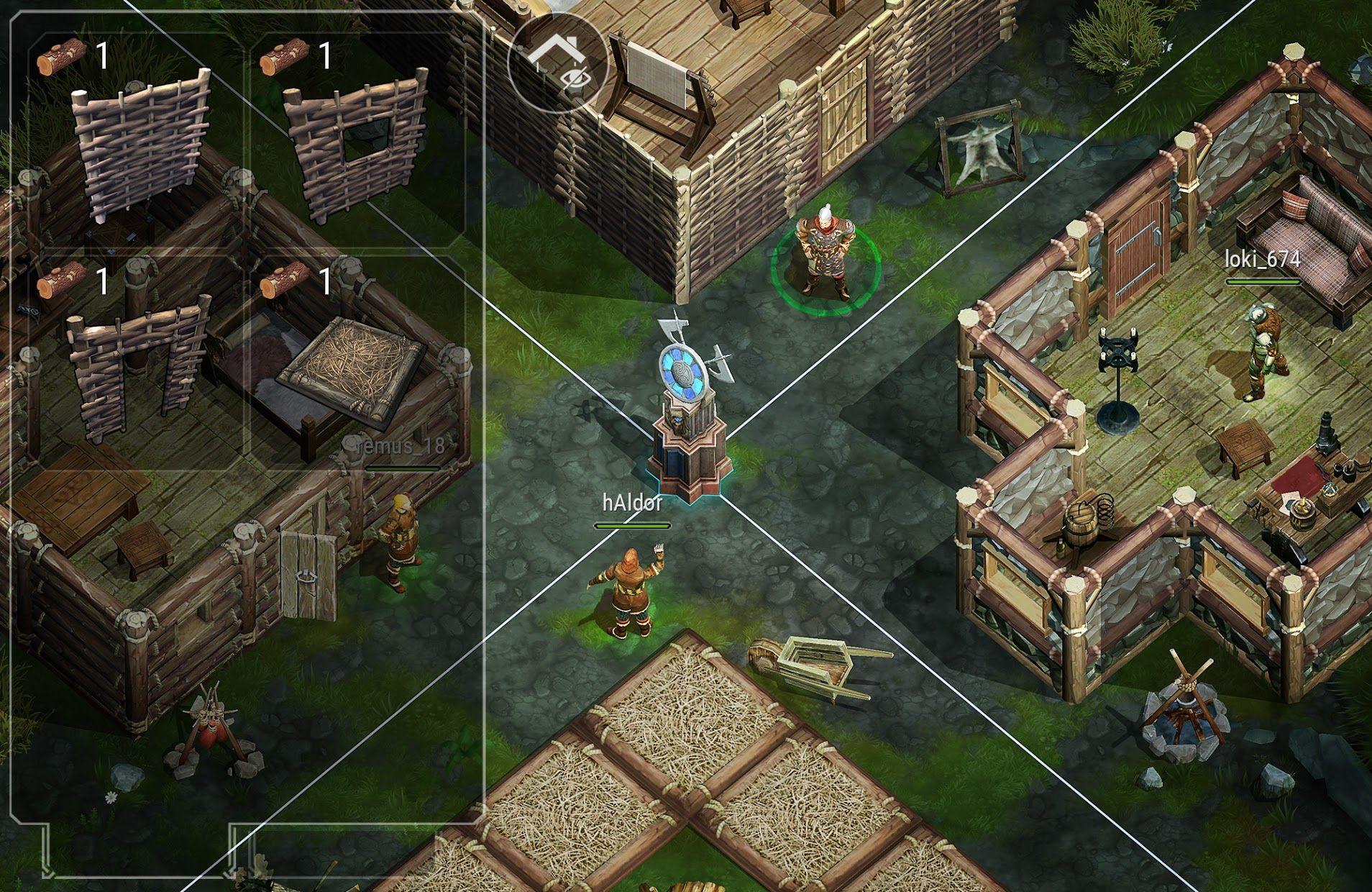 霜裔(Frostborn) 游戏截图4