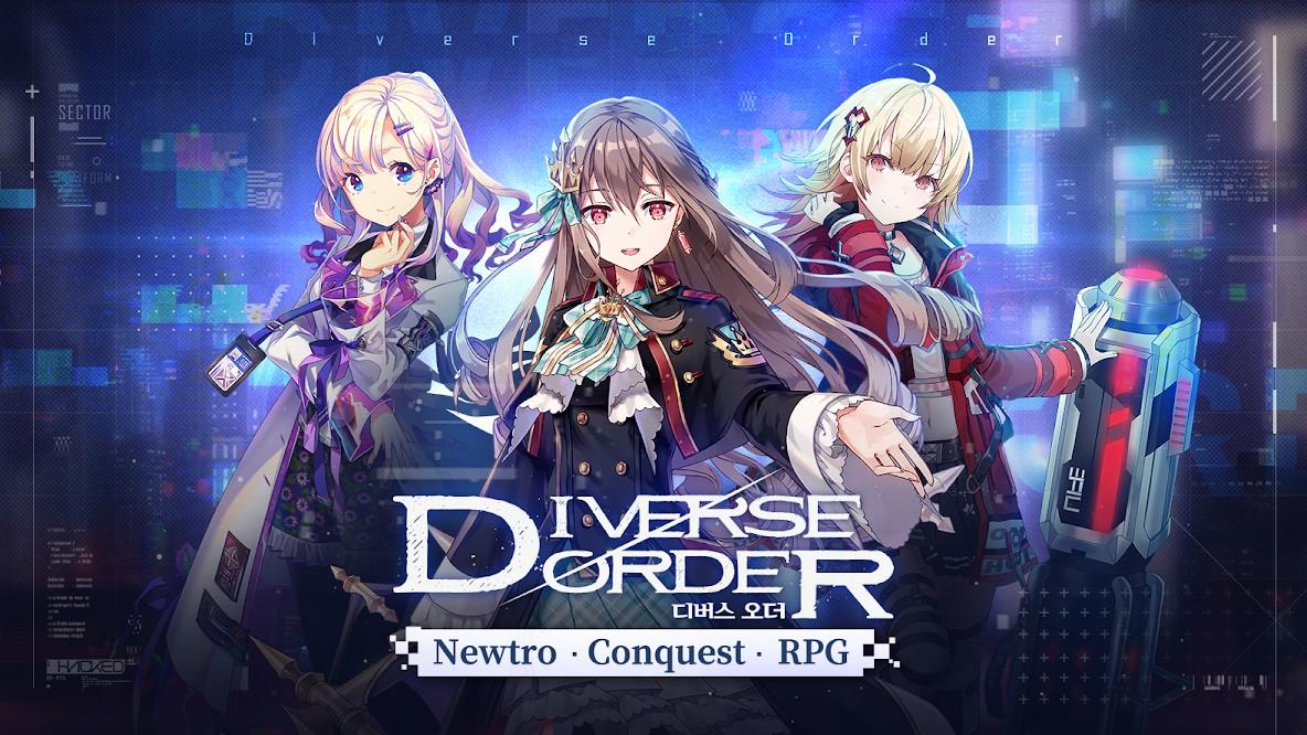 Diverse Order 游戏截图1