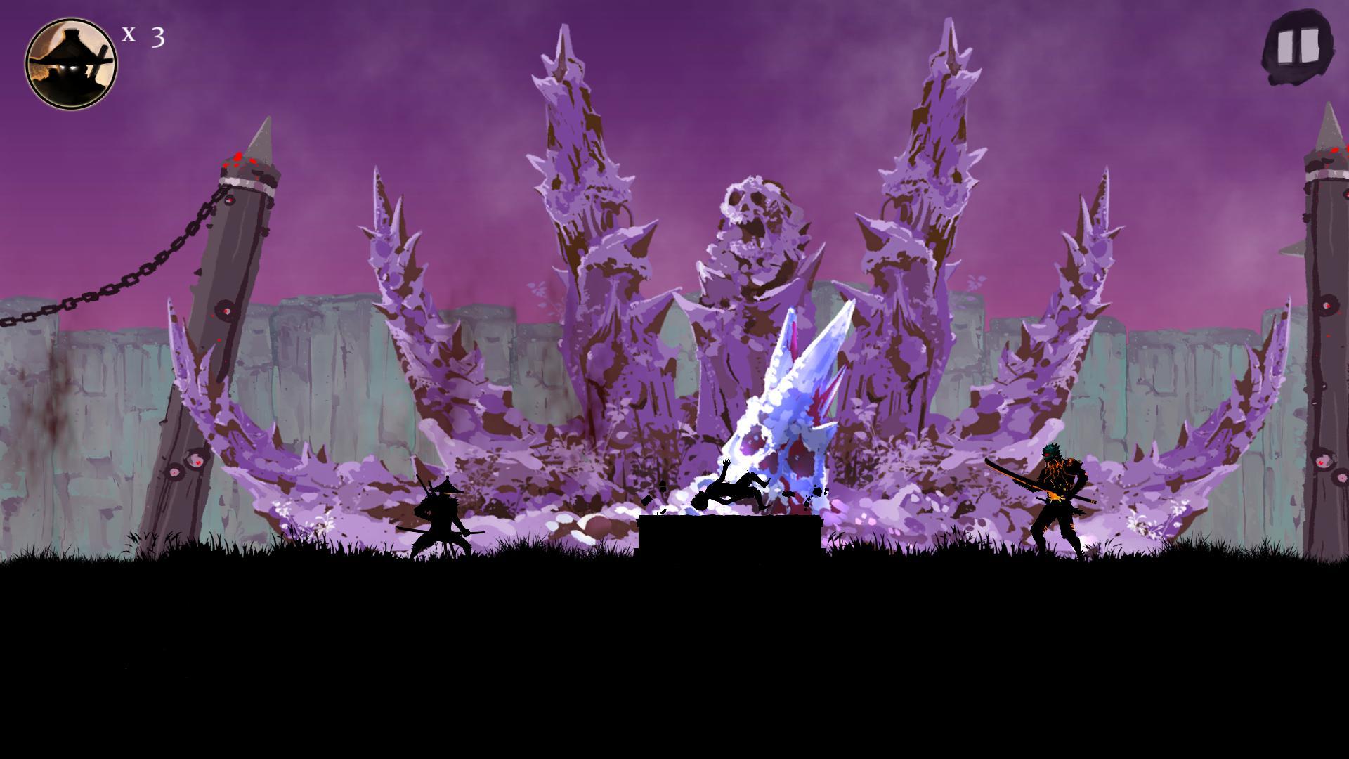 忍者:岚 游戏截图2