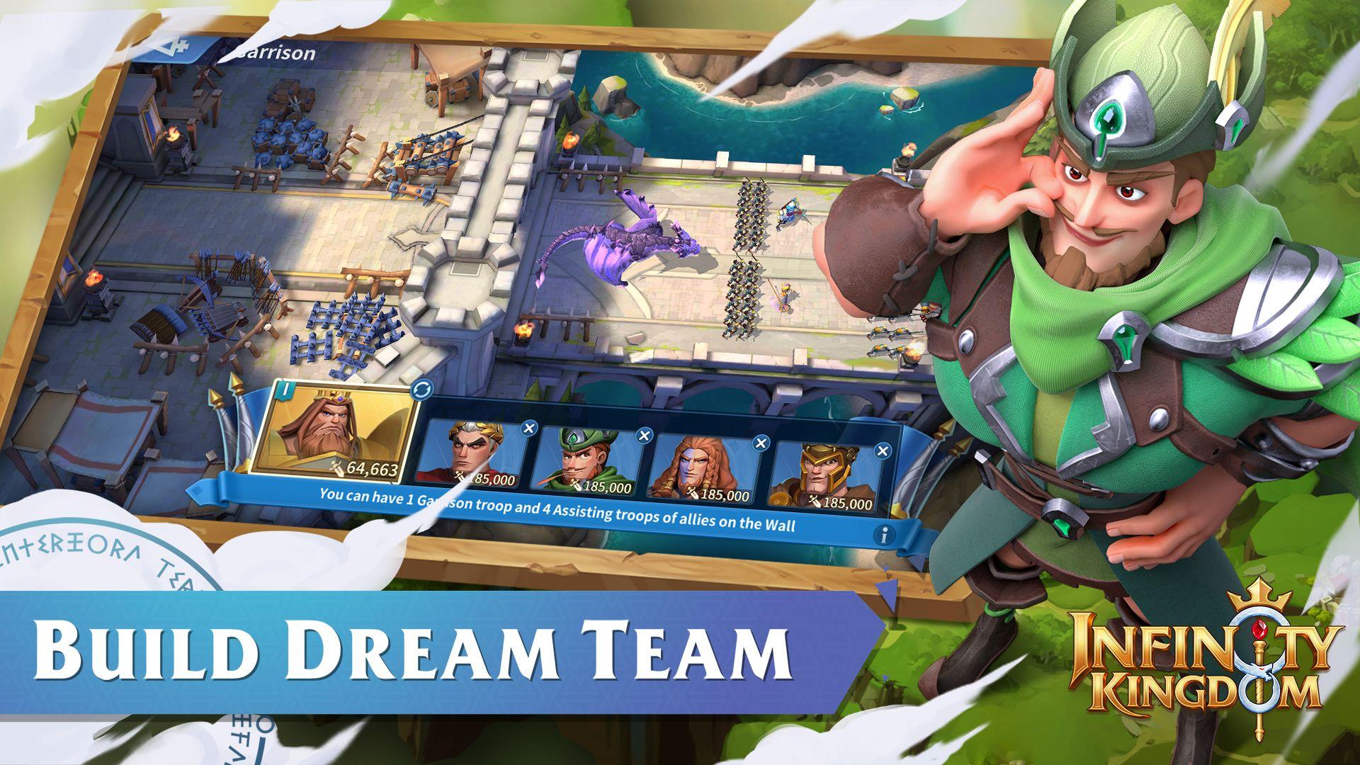 Infinity Kingdom 游戏截图1