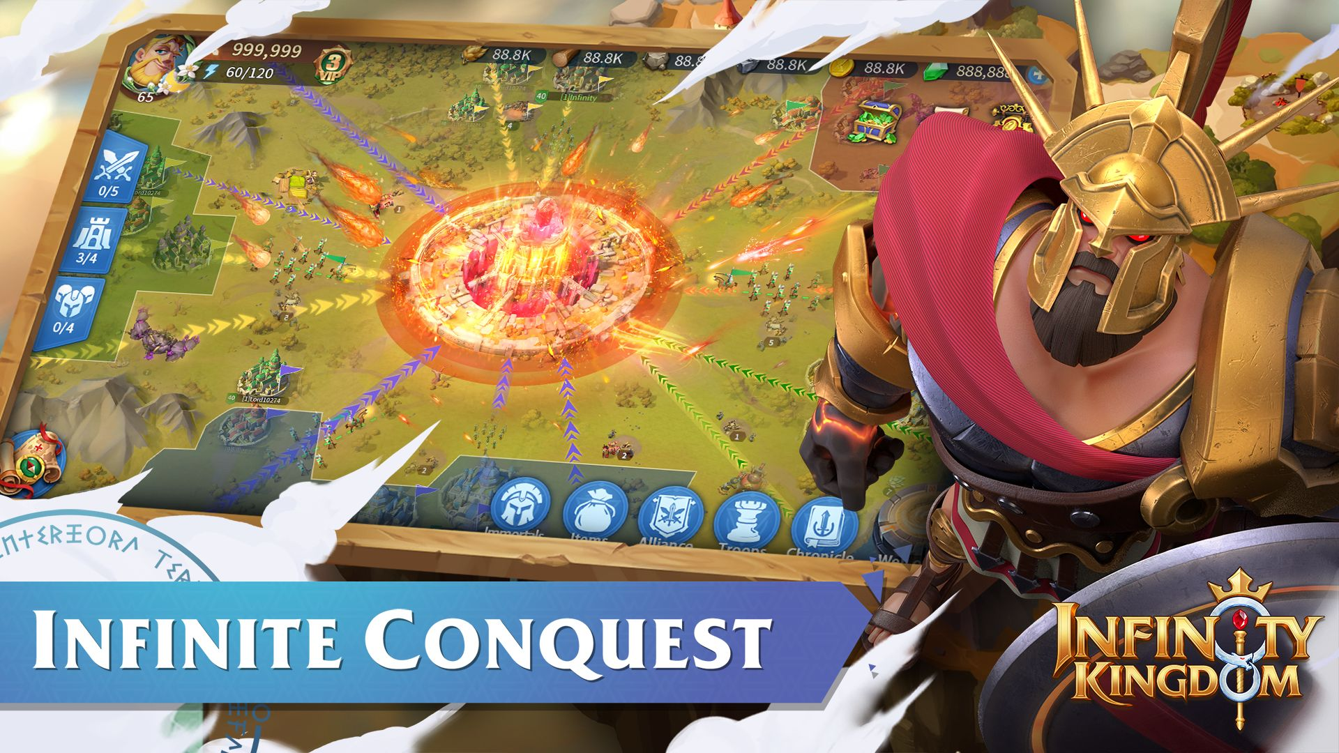 Infinity Kingdom 游戏截图3
