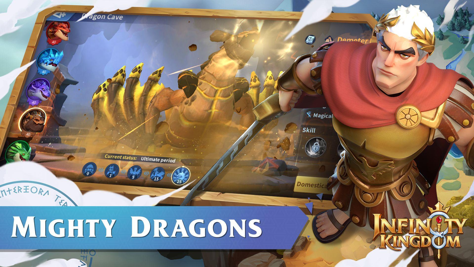 Infinity Kingdom 游戏截图5