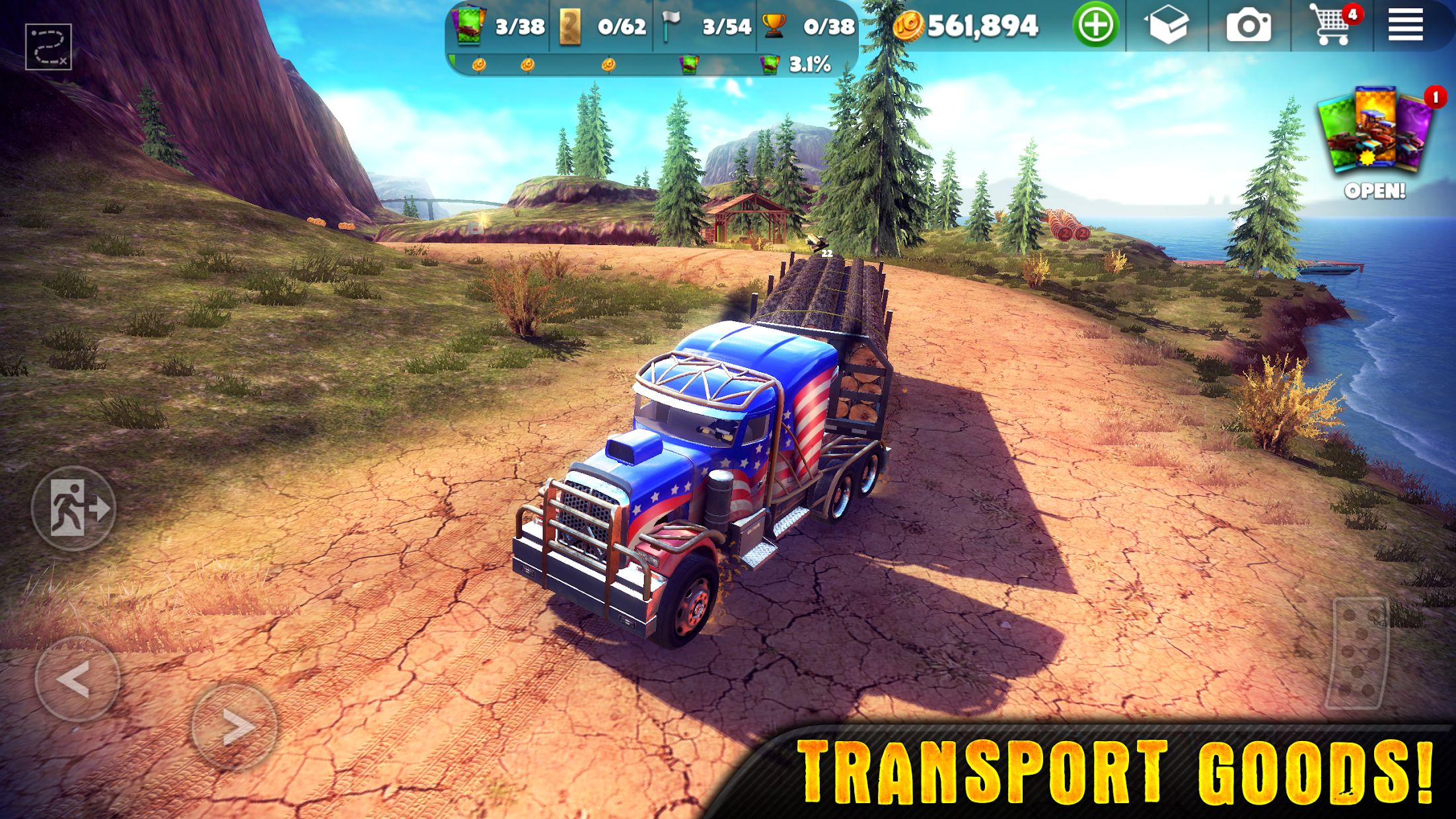 Off The Road - OTR Open World Driving 游戏截图3