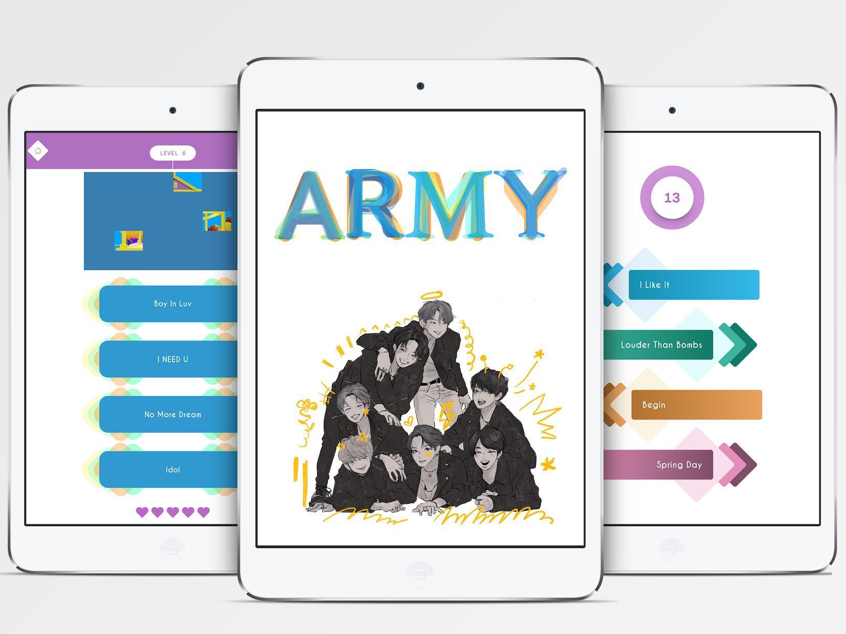 A.R.M.Y - game for Kpop worldwide BTSfan 游戏截图4