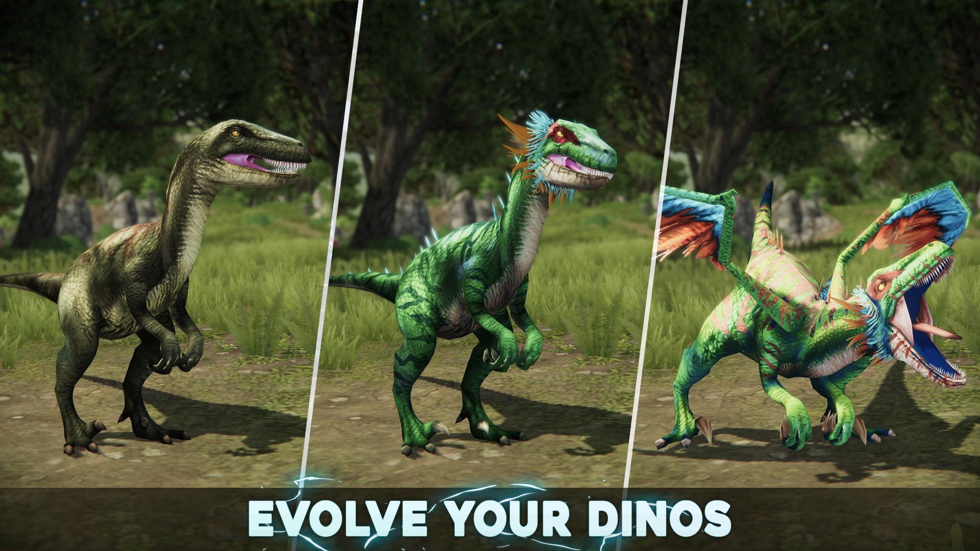 恐龙驯兽师 游戏截图1