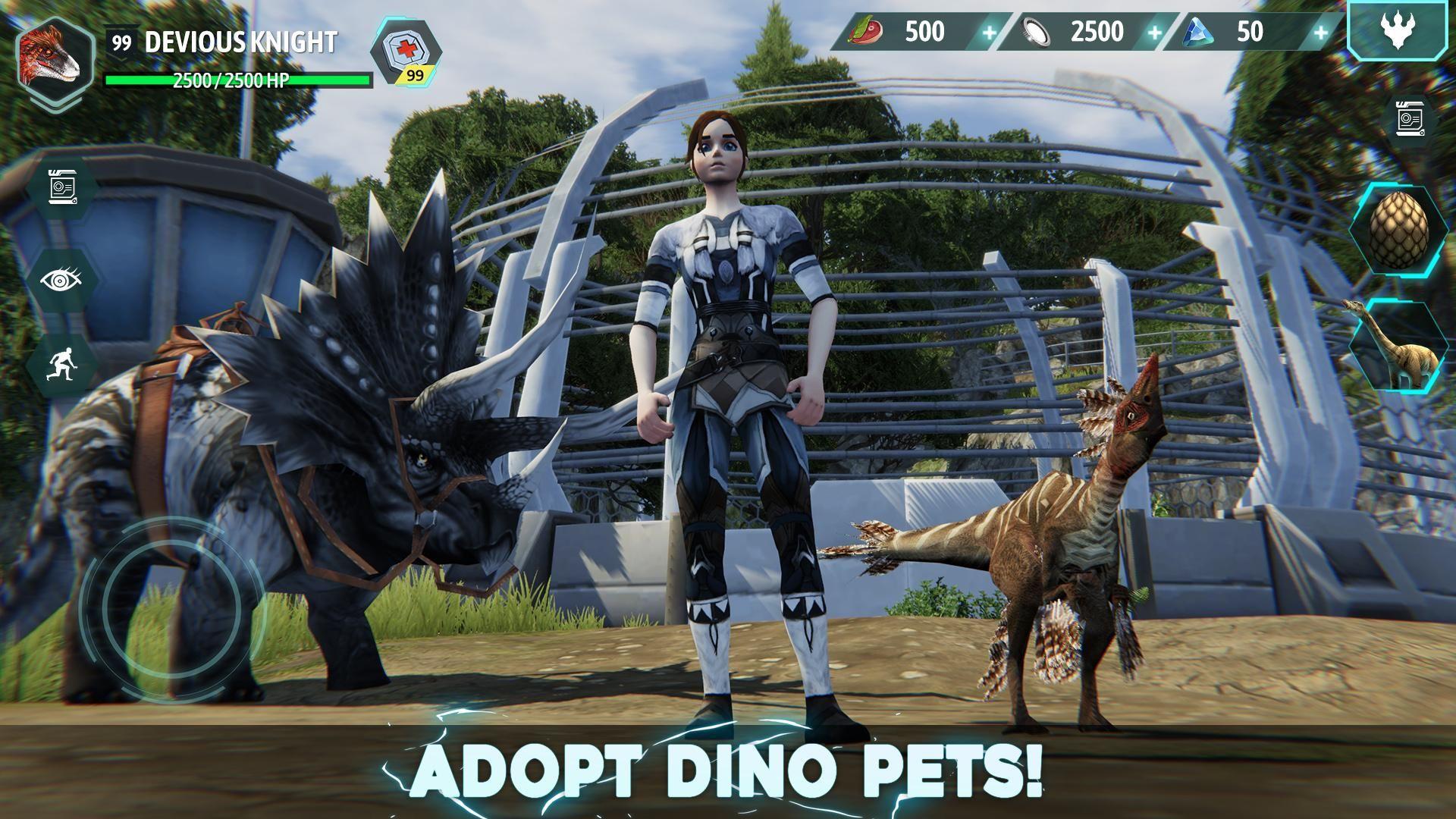 恐龙驯兽师 游戏截图2