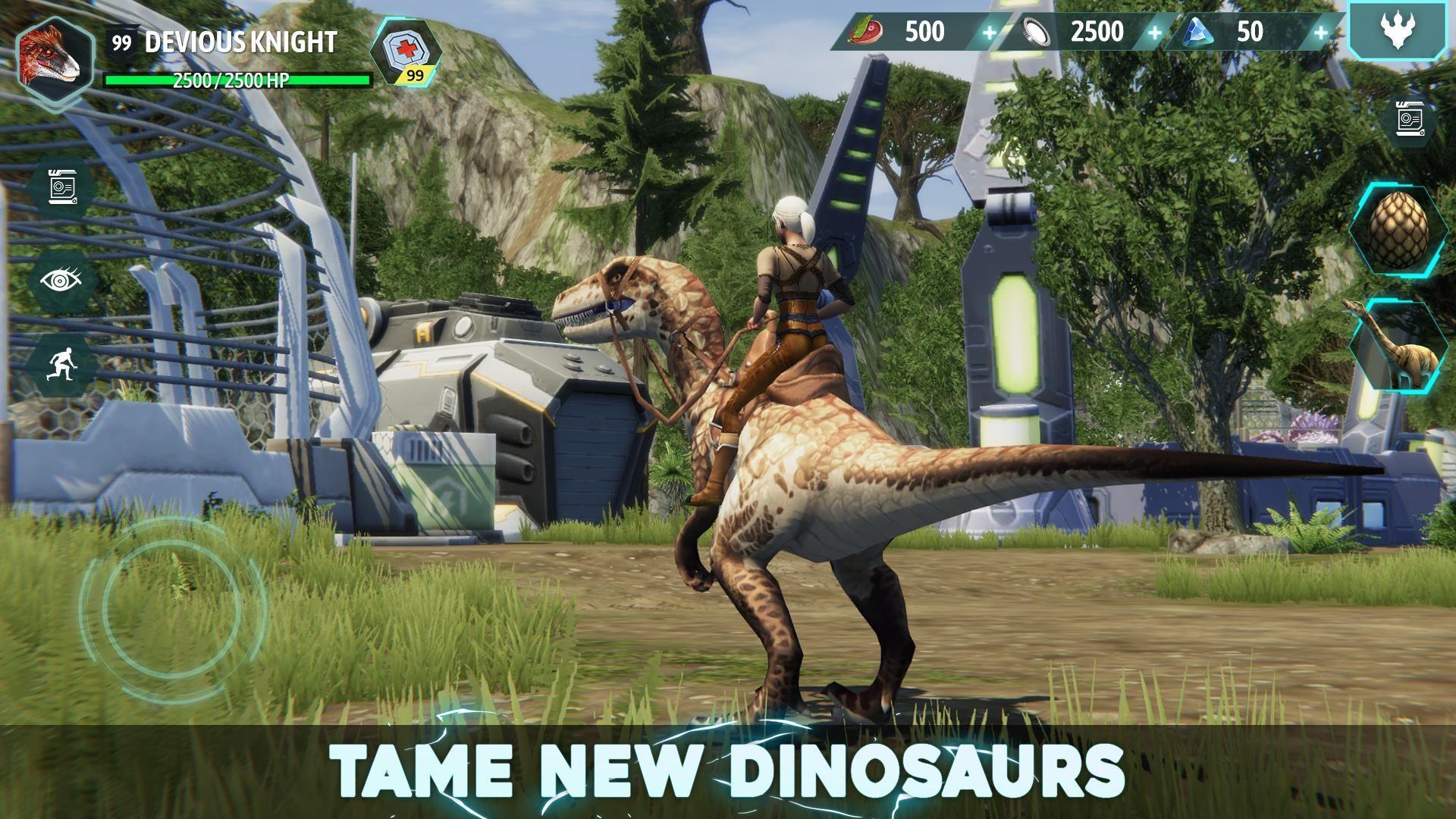 恐龙驯兽师 游戏截图3