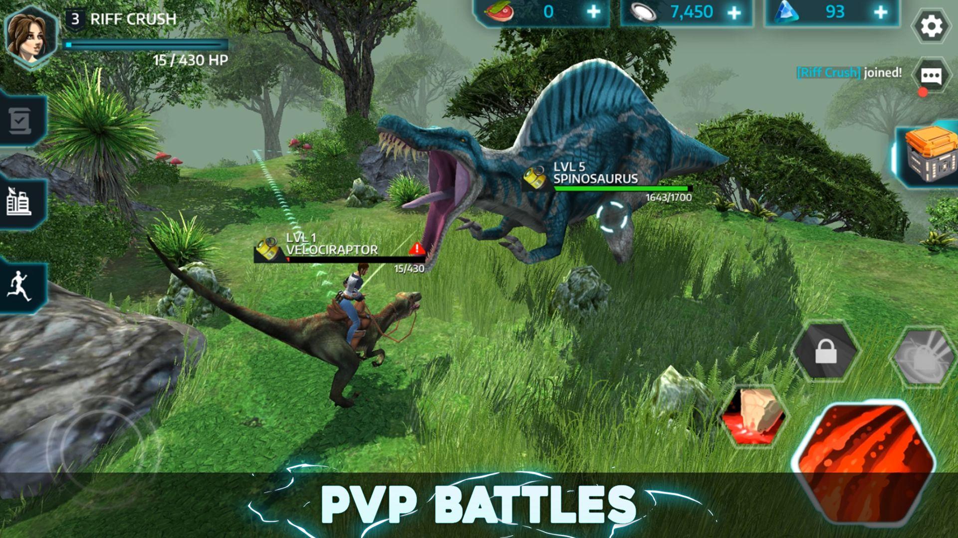 恐龙驯兽师 游戏截图4