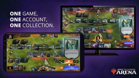 《万智牌:竞技场》安卓公测,感受卡牌游戏王者的魅力 图片2