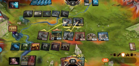 《万智牌:竞技场》安卓公测,感受卡牌游戏王者的魅力 图片4