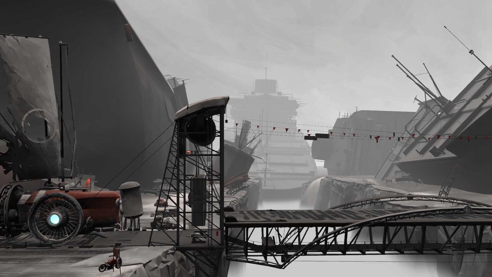 孤帆远航 游戏截图4