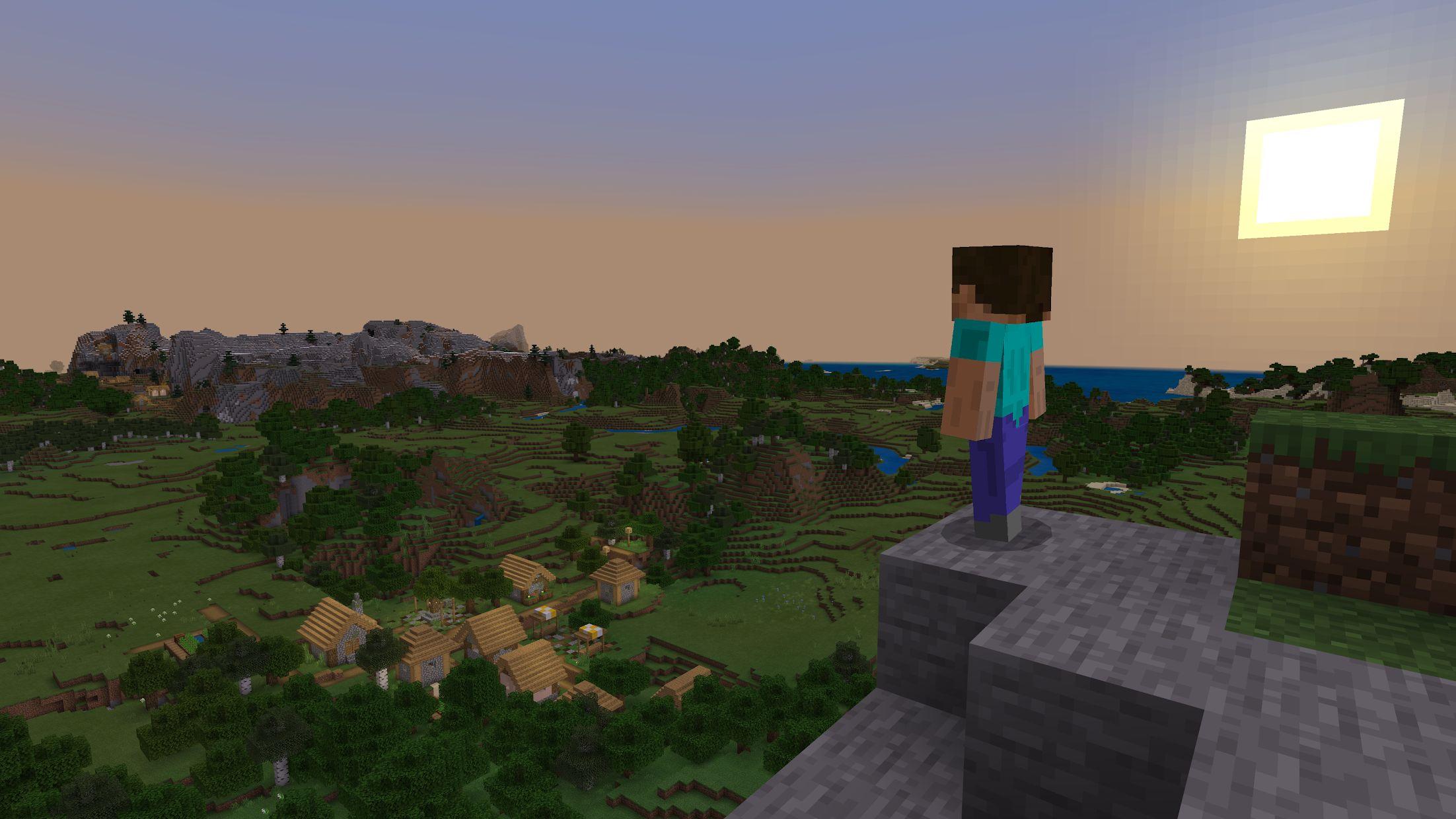 我的世界(国际服 Minecraft) 游戏截图1