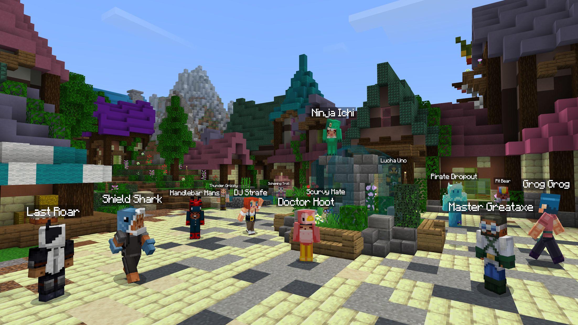 我的世界(国际服 Minecraft) 游戏截图3