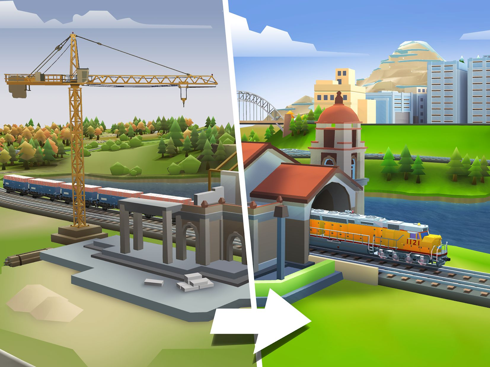TrainStation 2 游戏截图1