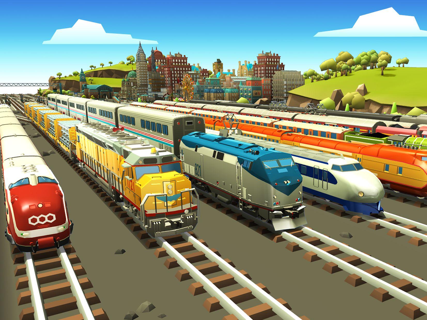 TrainStation 2 游戏截图2