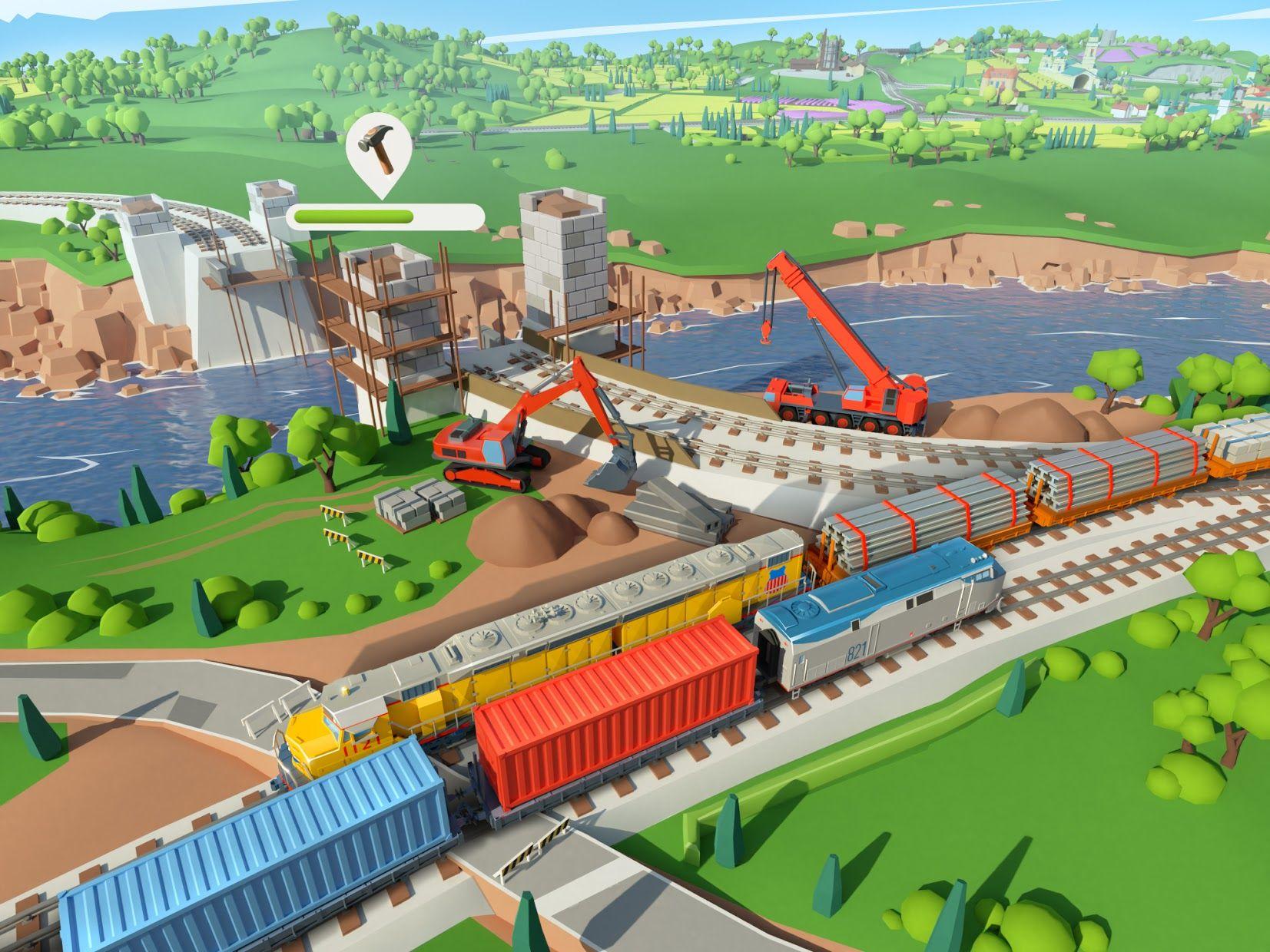 TrainStation 2 游戏截图4