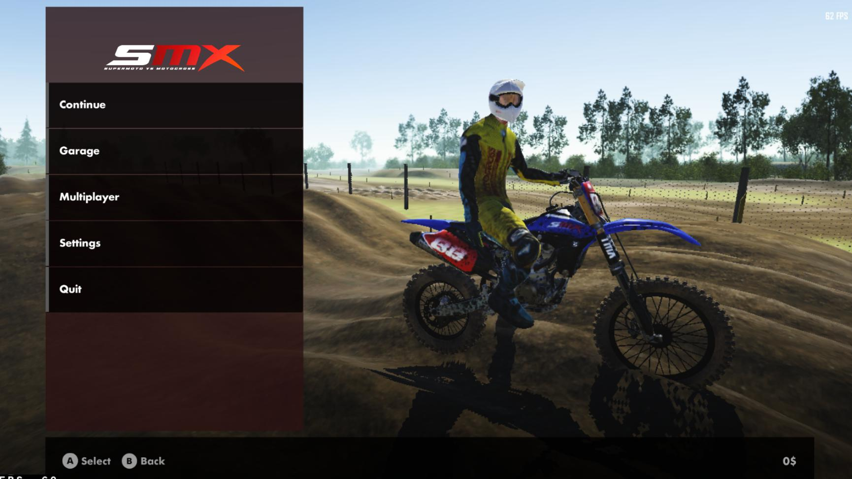 SMX: Supermoto Vs. Motocross 游戏截图2