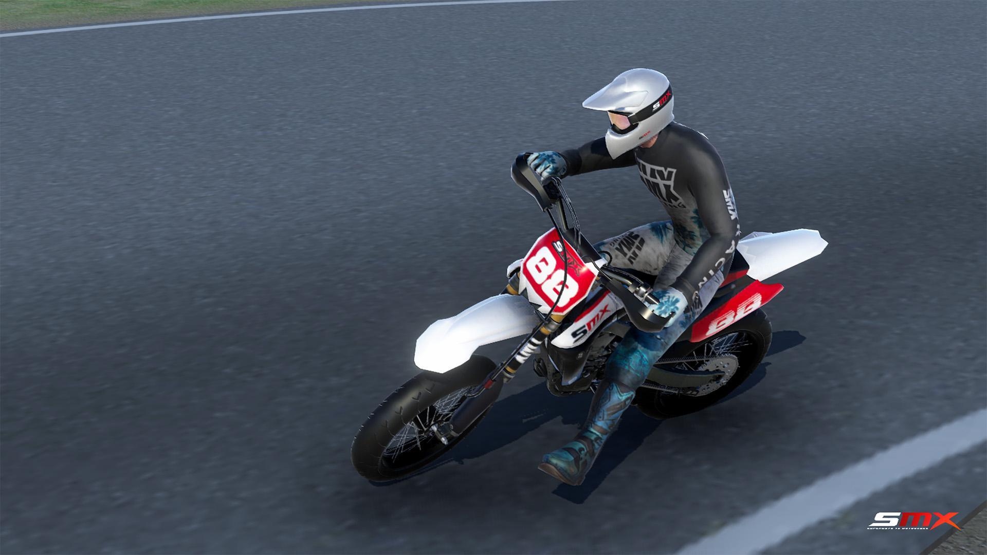 SMX: Supermoto Vs. Motocross 游戏截图3