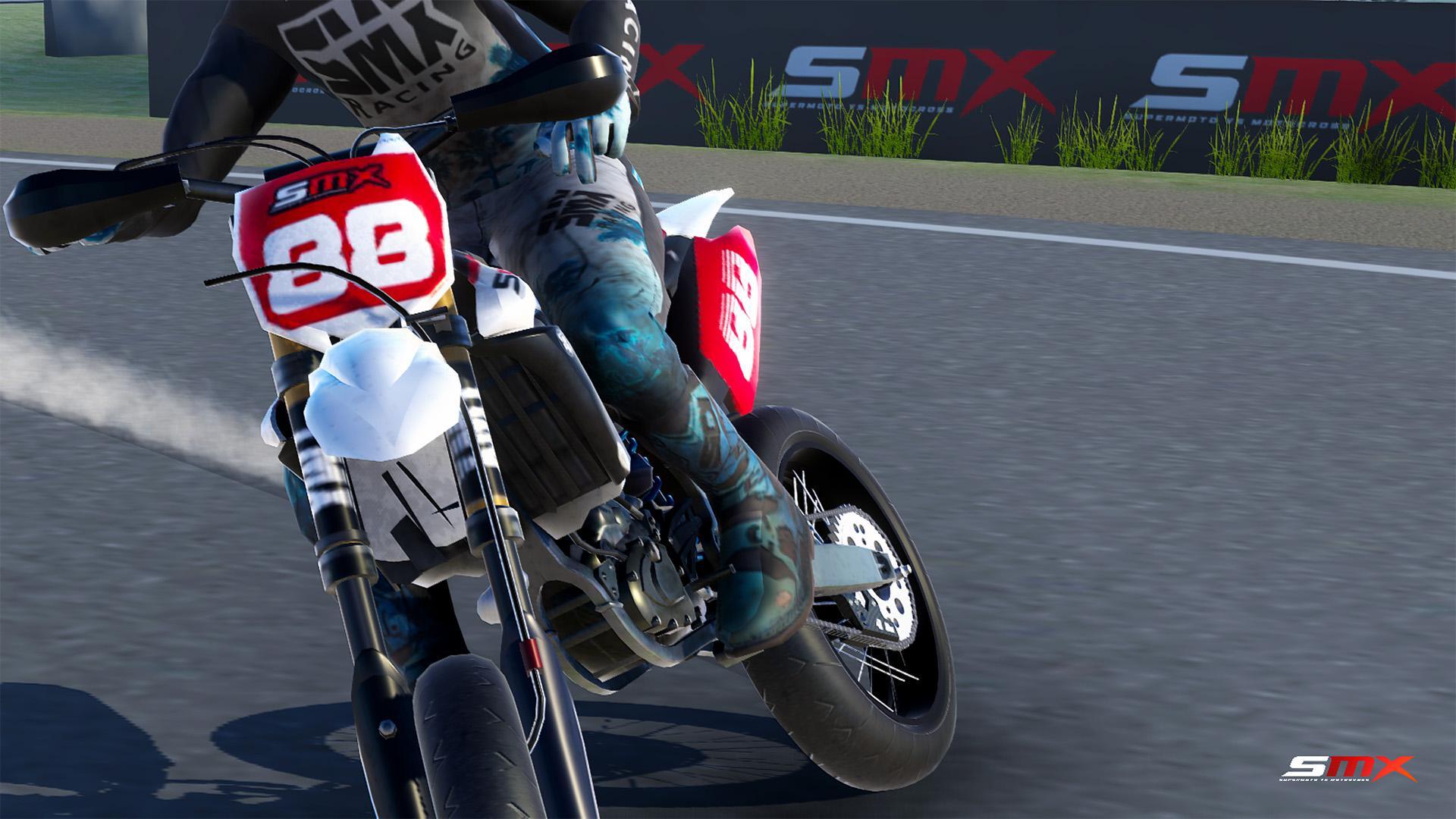 SMX: Supermoto Vs. Motocross 游戏截图4